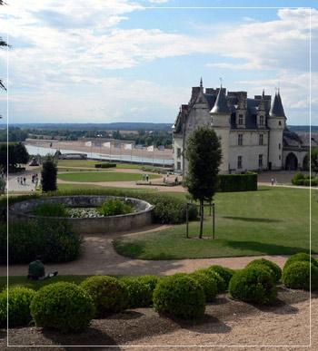 hotel pr?s du chateau d'Amboise